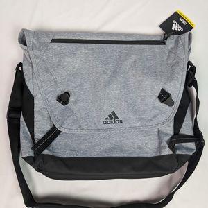 Adidas messenger bag NWT